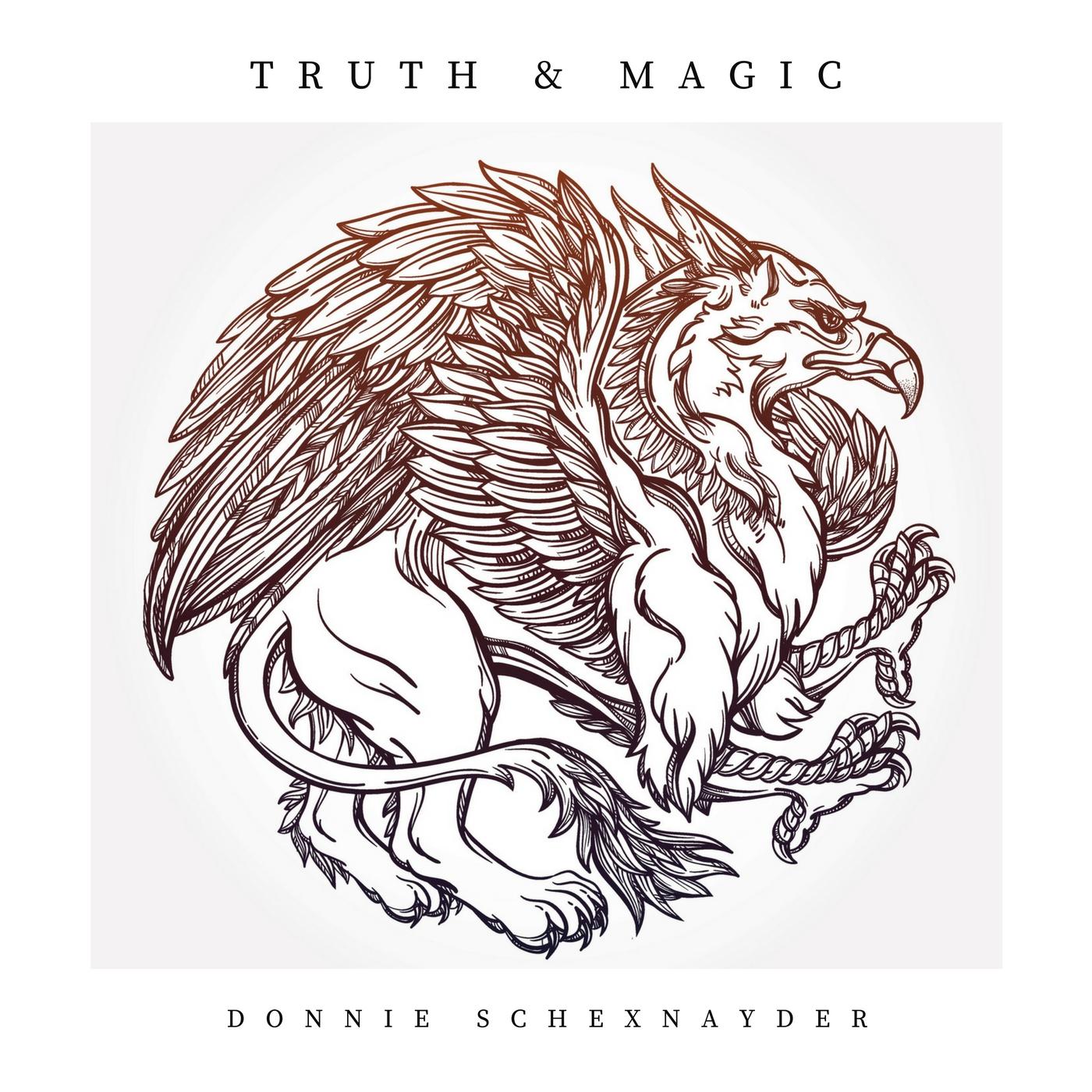 EP Cover - Truth & Magic